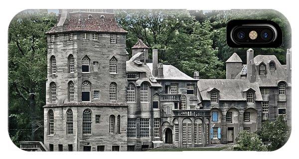 Amazing Fonthill Castle IPhone Case
