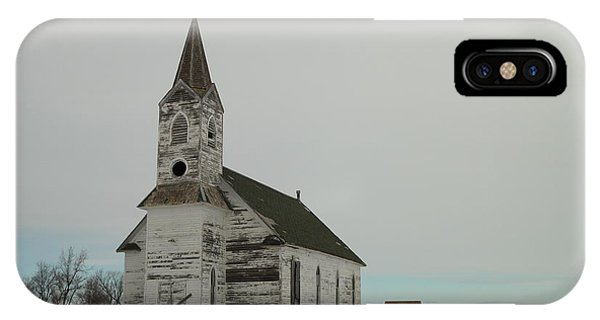 Amazing Grace In North Dakota IPhone Case