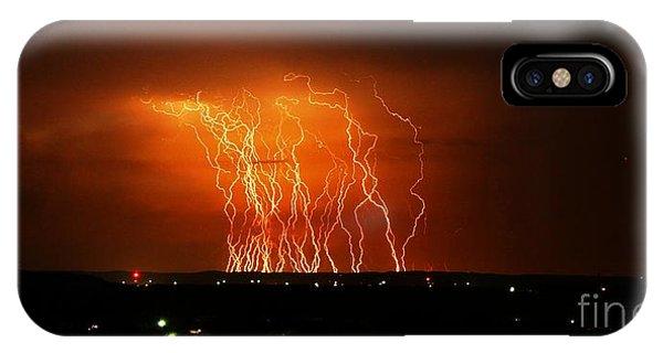 Amazing Lightning Cluster IPhone Case