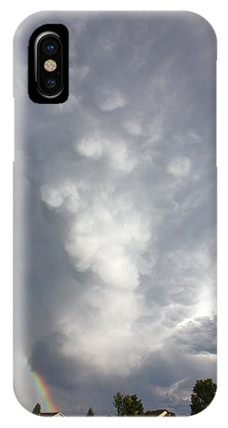 Amazing Storm Clouds IPhone Case