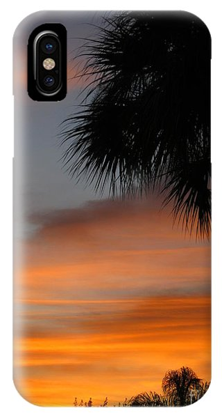 Amazing Sunrise In Florida IPhone Case