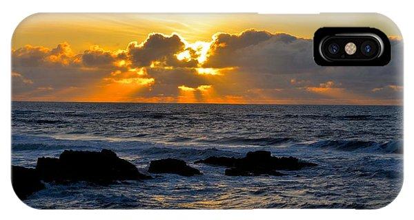 Amazing Sunset IPhone Case