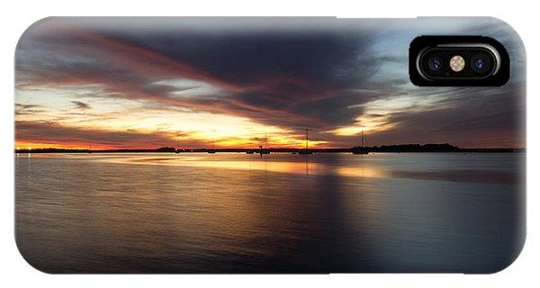 Amelia Island Sunset IPhone Case
