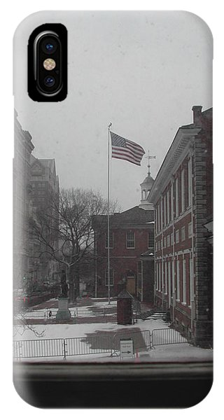 America Phone Case by Luis Fournier