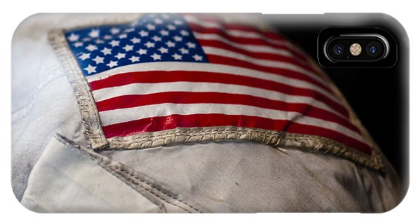 American Astronaut IPhone Case