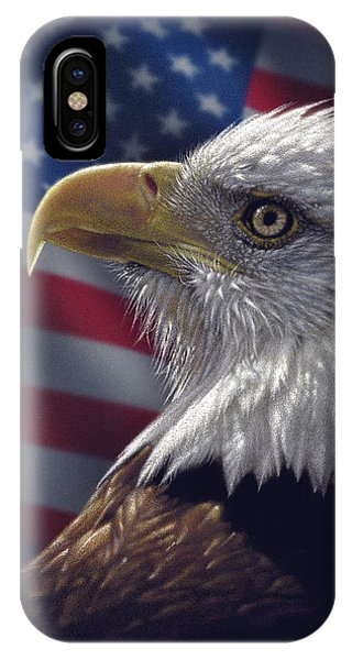 American Pride Eagle IPhone Case