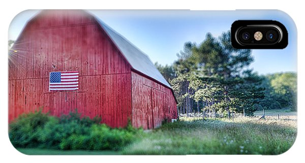 American Barn IPhone Case