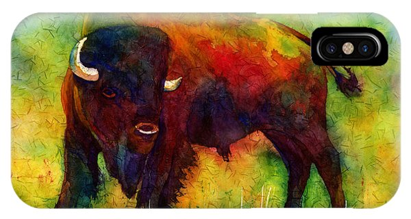 American Buffalo IPhone Case