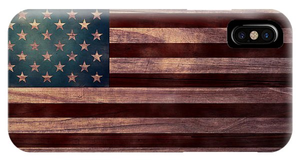 American Flag I IPhone Case