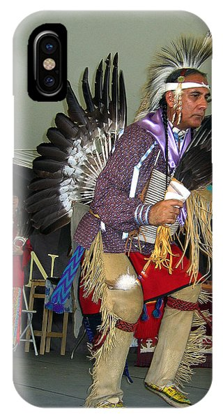 American Indian Dance Phone Case by Bill Marder