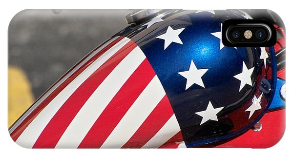 American Motorcycle IPhone Case