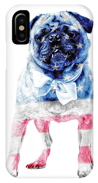 American Pug IPhone Case
