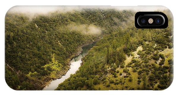 IPhone Case featuring the photograph American River Beauty by Sherri Meyer