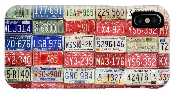 American Transportation IPhone Case
