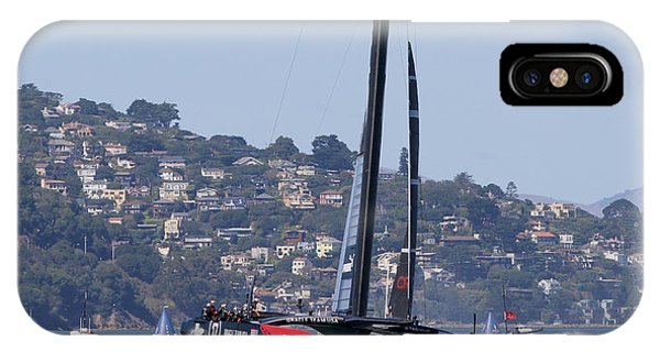America's Cup Oracle 2013 IPhone Case