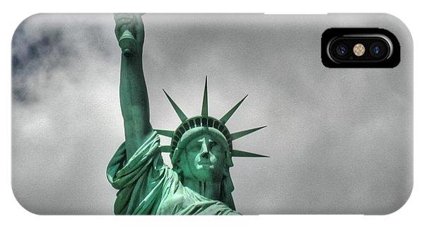 America's Lady Liberty IPhone Case