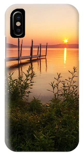 Ames Farm Landing IPhone Case