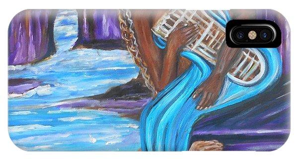Amethyst - The Siren IPhone Case