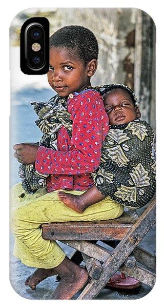 Amali And Mosi IPhone Case