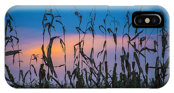 Amish End Of Harvest Phone Case by Bruce Neumann
