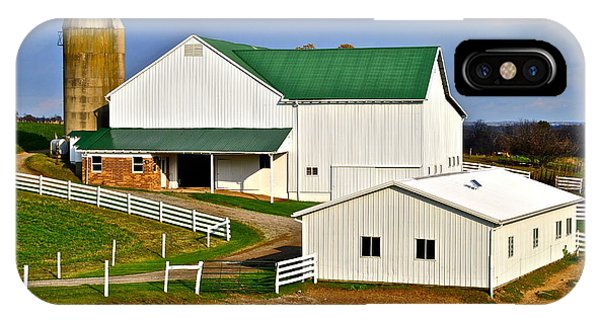 Amish Country iPhone Case - Amish Living by Frozen in Time Fine Art Photography