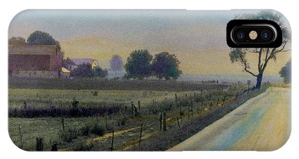 Amish Way IPhone Case