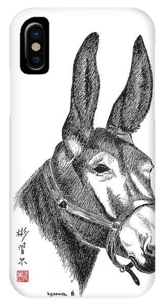 Amos IPhone Case