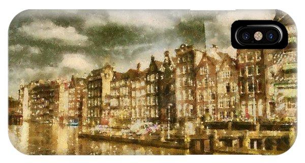 Amsterdam Phone Case by Jose Maqueda