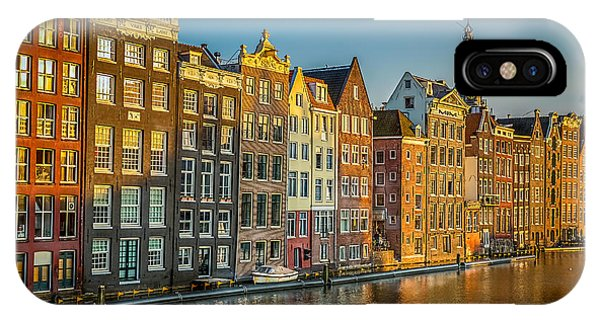 Amsterdam Phone Case by Neah Falco
