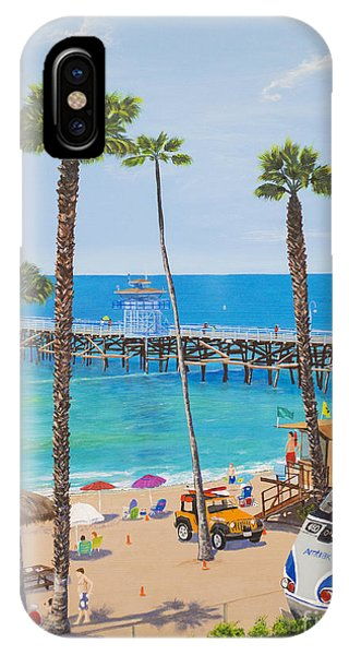 Perfect Beach Day IPhone Case