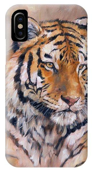 Amur Tiger IPhone Case