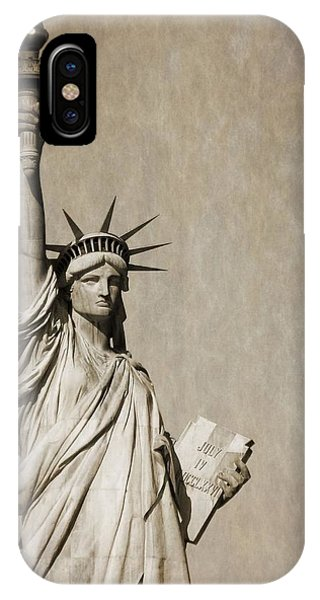 Battery D iPhone Case - An American Icon by Dan Sproul