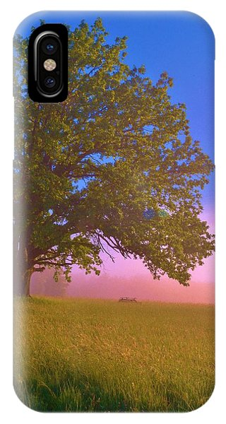 An All-american Sunrise IPhone Case