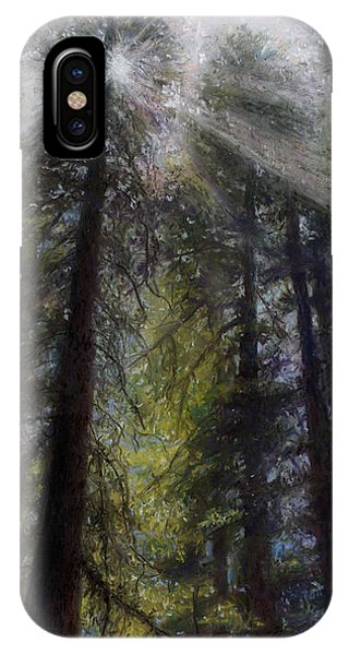 An Enchanted Forest IPhone Case