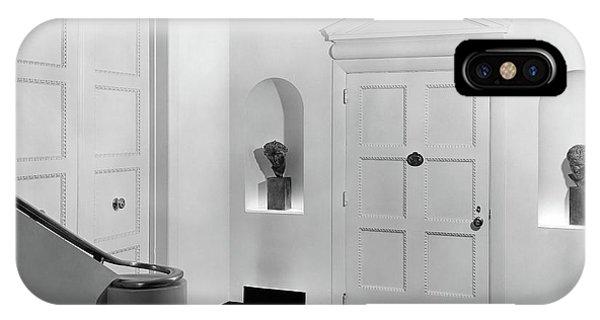 An Entrance Hall IPhone Case