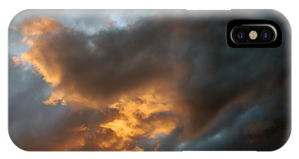 .....an Ill Wind That Blows IPhone Case