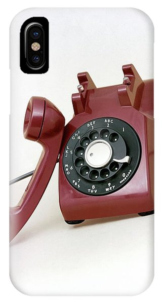 An Old Telephone IPhone Case