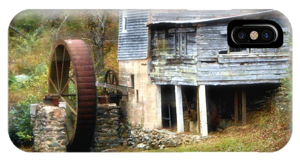 An Old Watermill IPhone Case
