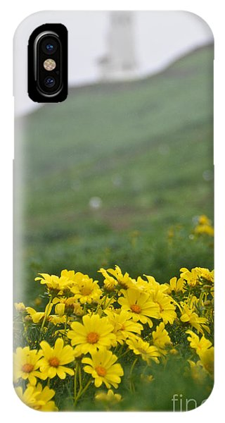 IPhone Case featuring the photograph Anacapa Spring by Jeff Loh