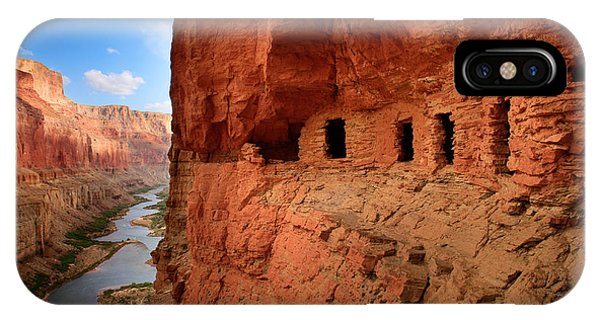 Anasazi Granaries IPhone Case
