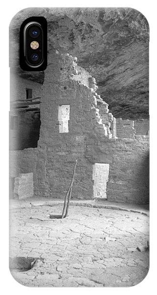 Anasazi Ruin At Mesa Verde IPhone Case