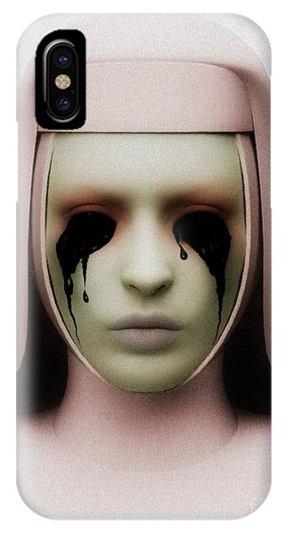 iPhone Case - Anathema by Sandra Bauser Digital Art