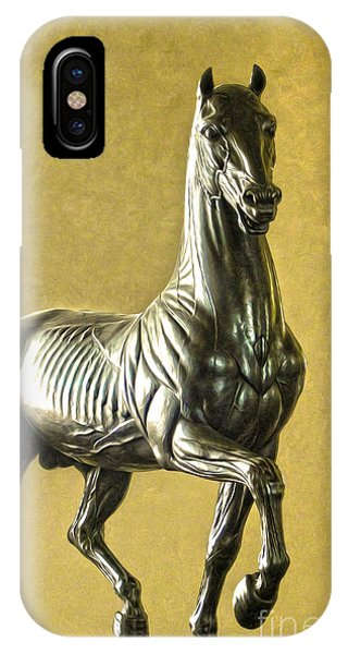 Anatomical Horse IPhone Case