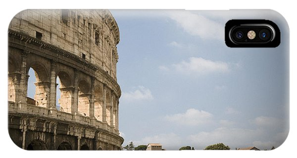 Ancient Colosseum IPhone Case