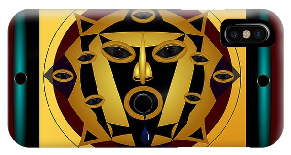Ancient Eyes IPhone Case