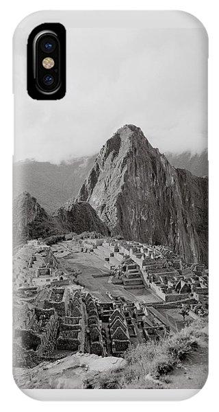Ancient Machu Picchu IPhone Case