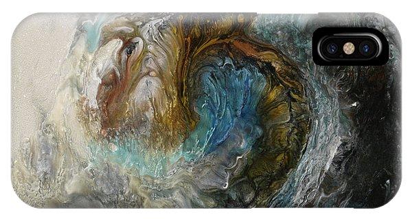 Ancient Seas Sold Phone Case by Lia Melia