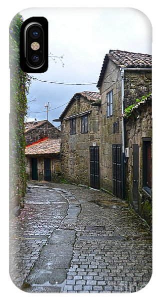Ancient Street In Tui IPhone Case