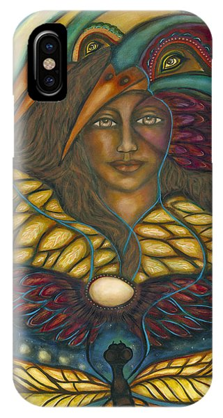 Ancient Wisdom Phone Case by Marie Howell Gallery