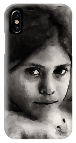 And How About Me Phone Case by Gun Legler